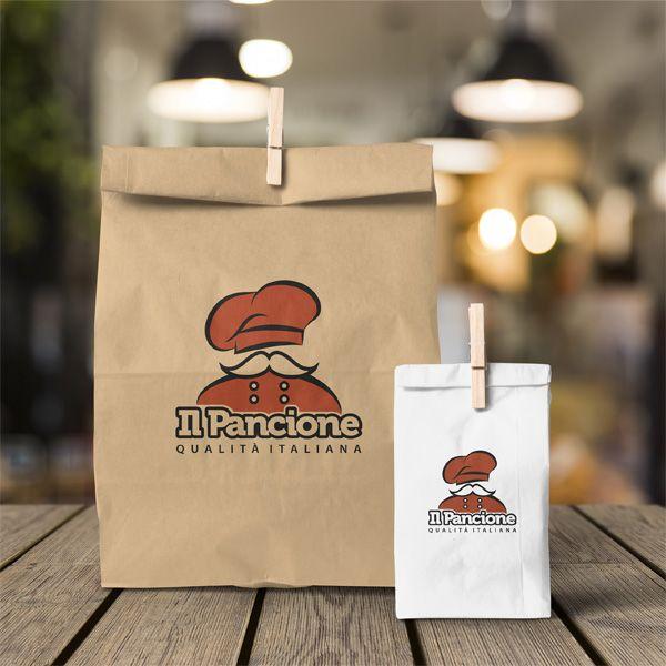 Logo design Il Pancione