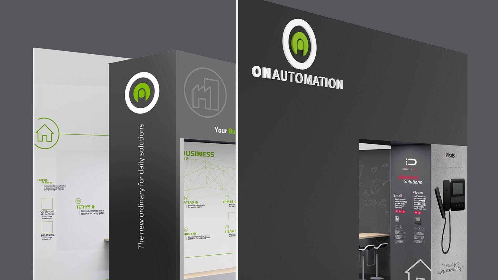 Allestimenti Fieristici Design Stand R+T 2018 OnAutomation 04
