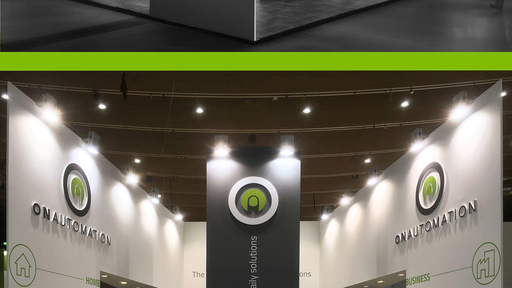Allestimenti Fieristici Design Stand R+T 2018 OnAutomation 08